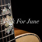 Folk For June de Various Artists