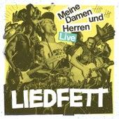 Meine Damen und Herren (Live) di Liedfett