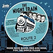 The Night Train: Route 2 More Rare Blues, R&B and Soul for the Dancefloor by Various Artists