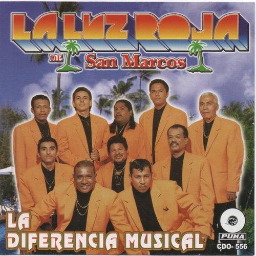 La Diferencia Musical by La Luz Roja De San Marcos