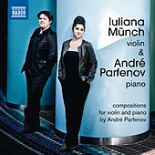 André Parfenov: Works for Violin & Piano von Various Artists