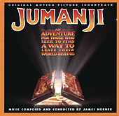 Jumanji by James Horner
