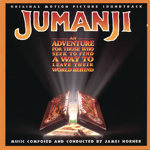 Jumanji by James Horner