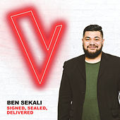 Signed, Sealed, Delivered (The Voice Australia 2018 Performance / Live) von Ben Sekali