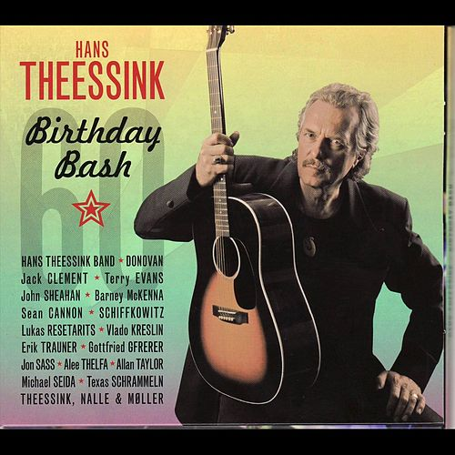 Birhtday Bash by Hans Theessink