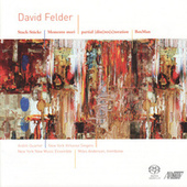David Felder: Boxman by Various Artists
