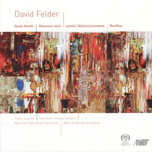 David Felder: Boxman by Various Artists
