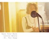 Open Your Eyes (feat. Taj Sapp) by Little Kruta