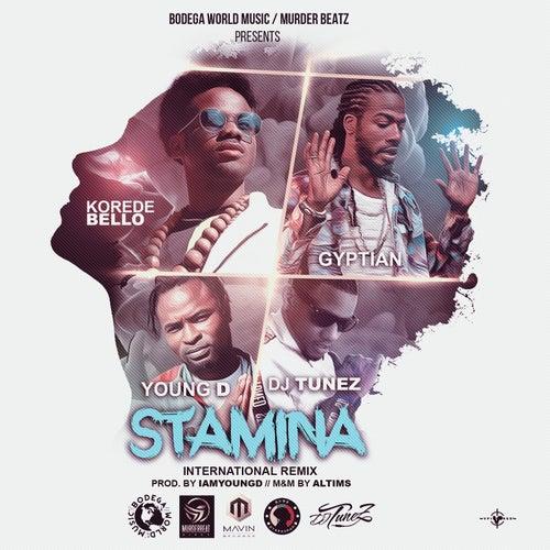 Stamina (International Remix) van Korede Bello