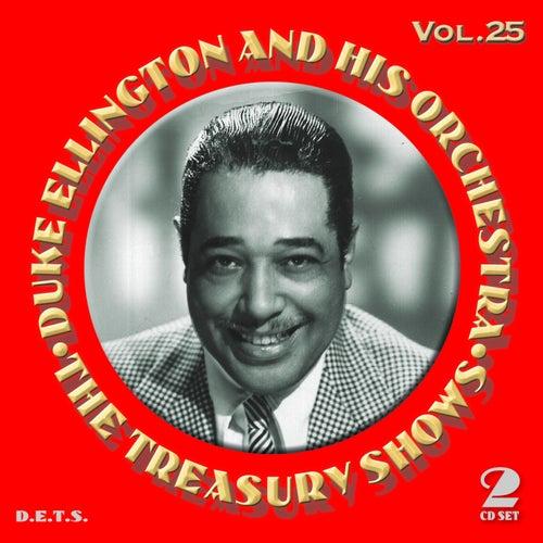 The Treasury Shows, Vol 25 by Duke Ellington