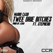 Twee Drie Bitches (feat. Stepherd) by Mario Cash