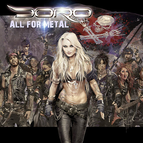 All For Metal by Doro