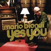 Yes You (Live) de Mario Biondi
