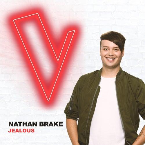 Jealous (The Voice Australia 2018 Performance / Live) de Nathan Brake