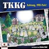 206/Achtung, UFO-Kult! by TKKG