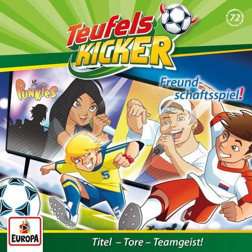 072/Freundschaftsspiel! von Teufelskicker