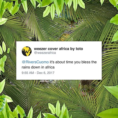 Africa by Weezer
