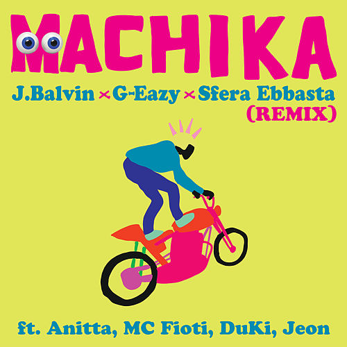 Machika (Remix) by J Balvin