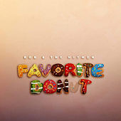 Favorite Donut by Rob
