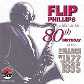 Celebrates His 80th Birthday At The... by Flip Phillips