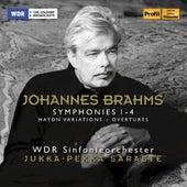 Brahms: Symphonies Nos. 1-4, Variations on a Theme by Haydn & Overtures von WDR Sinfonieorchester Köln