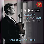 Bach: Violin Sonata & Partitas, BWV 1004-1006 van Sebastian Bohren