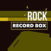 Rock Record Box de Various Artists