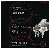 Liszt: Concerto No. 2 - Weber: Concertstück, Op. 87 by George Szell