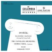 Dvorák: Slavonic Dances - Smetana: String Quartet No. 1 by George Szell