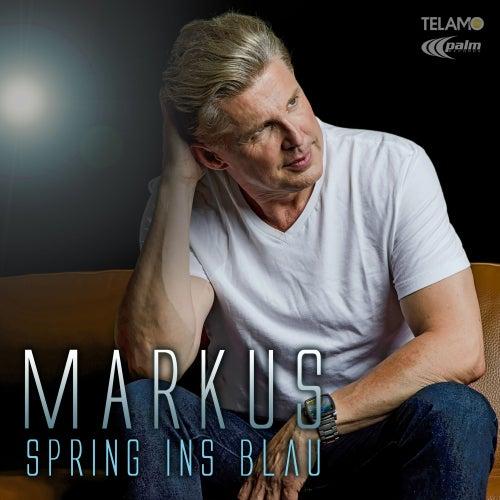 Spring ins Blau von Markus