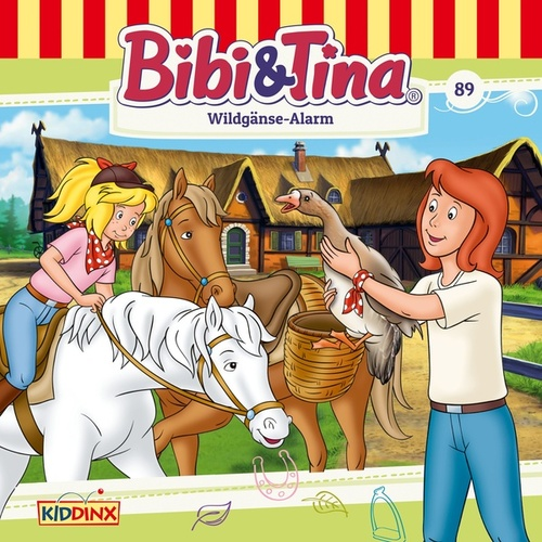 Folge 89: Wildgänse-Alarm von Bibi & Tina