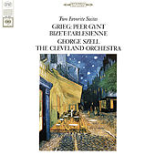 Bizet: L'Arlésienne - Grieg: Peer Gynt Suite No. 1, Op. 46 by George Szell
