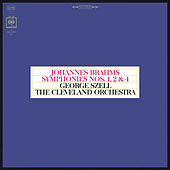 Brahms: Symphonies Nos. 1, 2 & 4 (Remastered) by George Szell