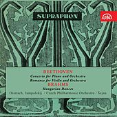 Beethoven: Piano Concerto No. 5, Romances - Brahms: Hungarian Dances by Various Artists