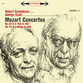 Mozart: Piano Concertos Nos. 22 & 23 (Remastered) by George Szell