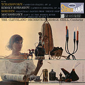 Tchaikovsky: Capriccio Italien, Op. 45 - Rimsky-Korsakov: Capriccio Espagnol, Op. 34 by George Szell