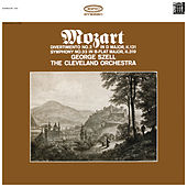 Mozart: Symphonies No. 33, K. 319 & Divertimento No. 2 in D Major, K. 131 by George Szell