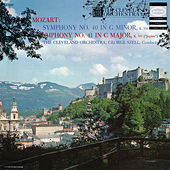 Mozart: Symphonies Nos. 40 & 41 by George Szell