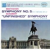 Beethoven: Smyphony No. 5, Op. 67 - Schubert: Symphony No. 8