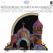 Mussorgsky: Pictures at an Exhibition - Liadov: The Enchanted Lake, Op. 62 by George Szell