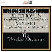 Beethoven: Symphony No. 5, Op. 67 - Mozart: Symphony No. 41, K. 551 (Remastered) by George Szell