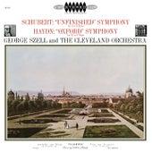 Schubert: Symphony No. 8, D. 759 - Haydn: Symphony No. 92, Hob. I:92 by George Szell