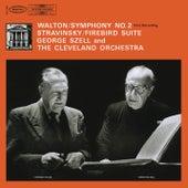 Stravinsky: Firebird Suite - Walton: Symphony No. 2 by George Szell
