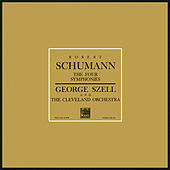 Schumann: The Four Symphonies by George Szell