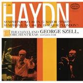 Haydn: Symponies Nos. 88 & 104 by George Szell