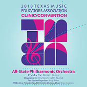 2018 Texas Music Educators Association (TMEA): All-State Philharmonic Orchestra [Live] de TMEA All-State Philharmonic Orchestra