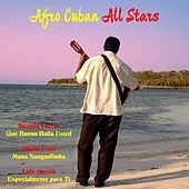 Afro Cuban All Stars de Various Artists