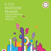Emotions (Themba) Remixes (feat. Omega) by K.O.D