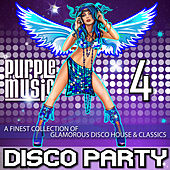 Disco Party 4 de Various Artists