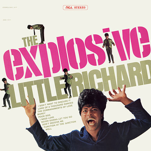 The Explosive Little Richard by Little Richard